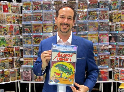Collecting action comics