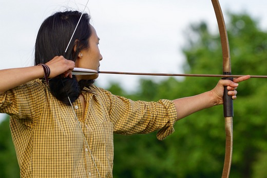 Archery hobby provides physical and mental benefits