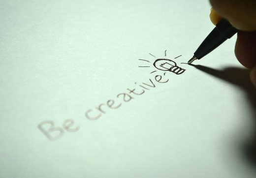 Unleash your self-power and be creative