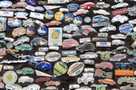 Collecting car badges