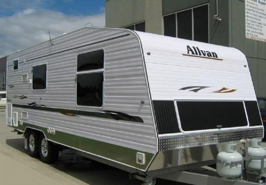 Customize your caravan