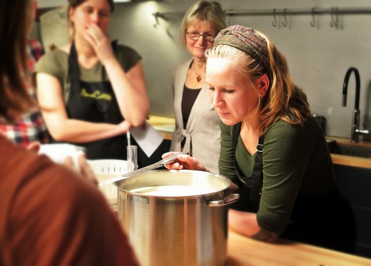 Learn to cook at cooking classes