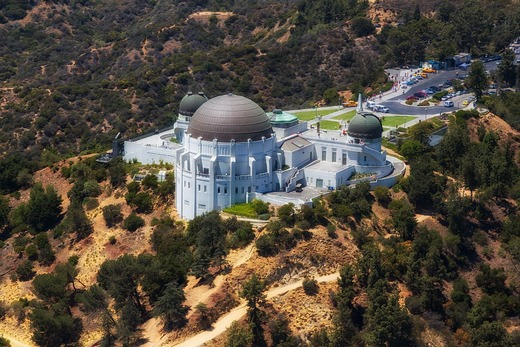 Griffith Observatory in LA.